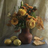 Осенний букетик :: Татьяна Панчешная