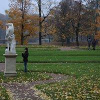 пары в Голландском саду :: sv.kaschuk