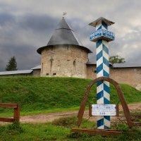 врата почтовые в европу :: юрий карпов