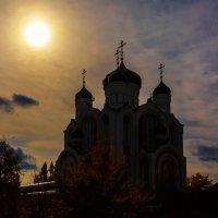 Храм Всех Святых в земле Русской просиявших :: Oleg Akulinushkin