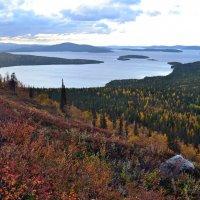 Осень в озёрном краю :: Ольга