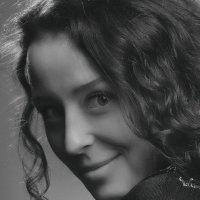 "Portrait ""Smile"". :: krivitskiy Кривицкий"