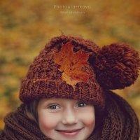 Майюшка и кленовый листочек :: Ксения Старикова