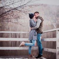 желаю вам осень полную любви, тёплых красок, запаха кофе и поцелуев... :: Ирина Барс