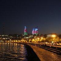 Баку :: Ольга Зубова