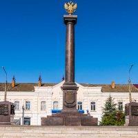 Стелла. Вязьма-город Воинской Славы :: Ruslan