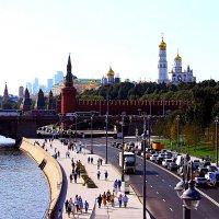 Вид с парящего моста. :: Иван