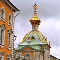 Купола в Петергофе. :: Марина Харченкова