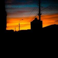 orange sky :: Владимир