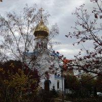Церковь во имя преподобномученицы Великой княгини Елисаветы :: марина ковшова