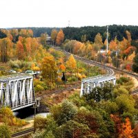 Дорога в осень :: Александр Михайлов