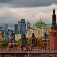 Москва.Кремль. :: Анастасия Смирнова