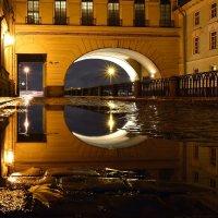 Ночь у дворца... :: Витас Бенета