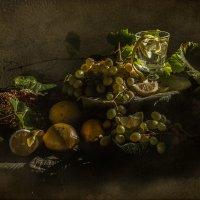 натюрморт с лимоном :: татьяна