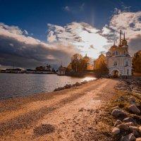 дорога к храму :: Константин Нестеров