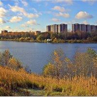 Осень в городе моем :: Вячеслав Минаев