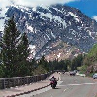 Альпийская панорамная дорога :: Вальтер Дюк