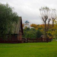 осень в Коломенском :: elena manas