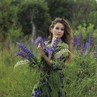 Зеленое лето :: Татьяна Панчешная