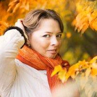Осенний портрет :: Елена Антропова