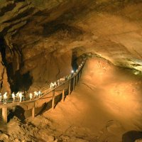 Новоафонская пещера :: Светлана Винокурова