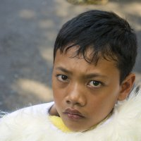 Портрет балийского мальчика :: Александр