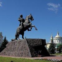 Памятник А.П.Ермолову. Орёл :: MILAV V