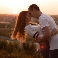 Lovestory на закате *_* :: Яна Евгеньевна