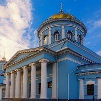 Покровский кафедральный собор (Воронеж) :: Oleg Akulinushkin