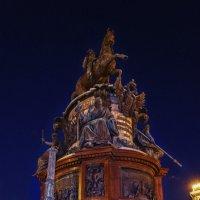 Памятник Николаю I :: sorovey Sol