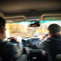 Взгляд на мир через 1000км дороги :: Владимир Черкасов