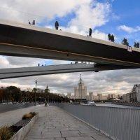 Парящий мост :: Анатолий Колосов