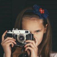 Очень серьёзный фотограф :: Екатерина Overon