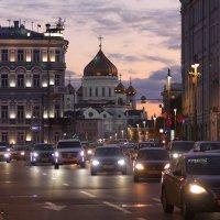 Темнеет... :: Александр Бабаев