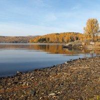 Водная гладь озера :: Kogint Анатолий