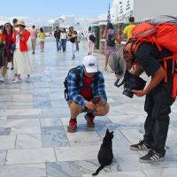 Белые города Санторини :: Надя Кушнир