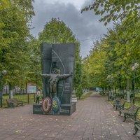 Памятник чернобыльцам в Твери. :: Михаил (Skipper A.M.)