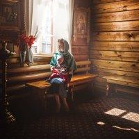 крещение :: Мария Арбузова