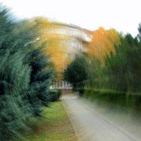 Осенний гоpод в объективе... :: Анастасия Быкова