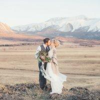 Свадьба Курайская степь :: Nekipelov_photo Некипелов
