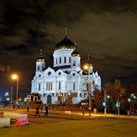 Храм :: Михаил Рогожин