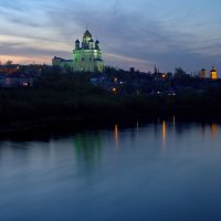 Вечер в Ельце :: Константин