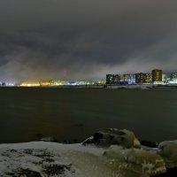 Ночь на городском озере... :: Витас Бенета