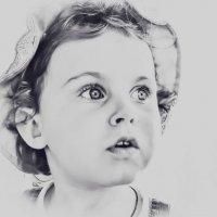 Задумчивая девочка :: Юлия Шевцова