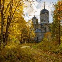Воскресенско-Феодоровский монастырь :: Борис Гольдберг