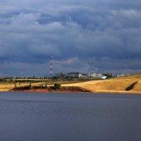 Белохолуницкий пруд... :: Александр Широнин
