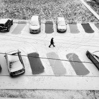 Утро рабочего дня. :: Оксана Грищенко
