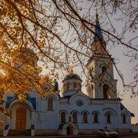 Храм Святого Равноапостольного Великого Князя Владимира :: Oleg Akulinushkin