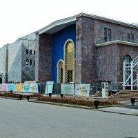 Павильон №13 «Здравоохранение» («Армянская ССР») :: Александр Качалин