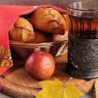 Пирожки с яблоками (этюд №2) :: Арина Невская